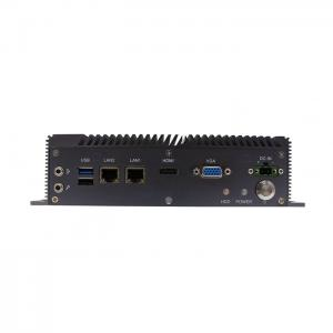 嵌入式工业电脑  CES-RJ19-D240